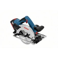 BOSCH GKS 18V-57G CORDLESS CIRCULAR SAW BODY ONLY IN L-BOXX